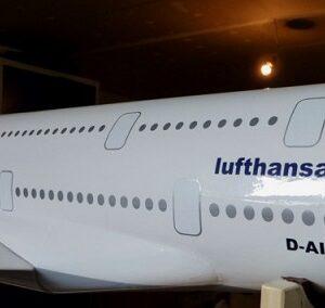 A380 Rumpf
