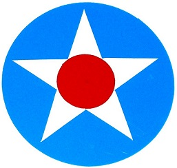 US Army Air Corps Star