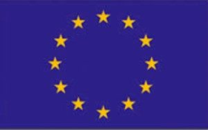 Flagge Europa Sterne
